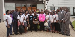 Le GICAM fait la promotion du secteur auprès des jeunes étudiantes
