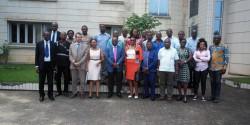 Les activités des groupes de travail sectoriels sont lancées