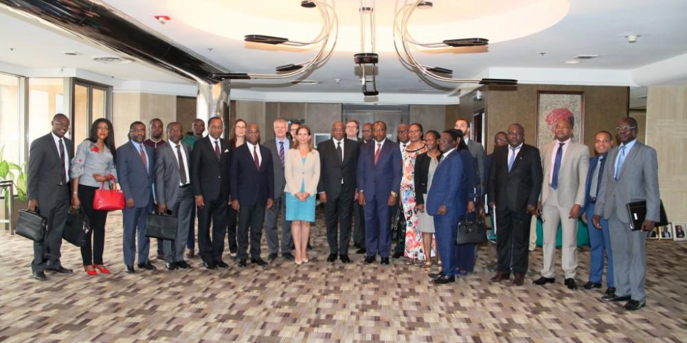 Le patronat rencontre les partenaires au développement