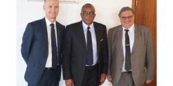 Le nouvel Ambassadeur de France au Cameroun reçu en audience