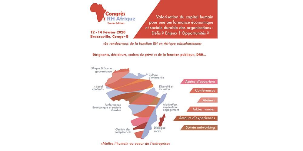 Congrès RH Afrique - 3ème édition