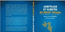 Dédicace de l'ouvrage dirigé par Dr Achille NGWANZA intitulé : « Arbitrage et sûretés en droit OHADA »