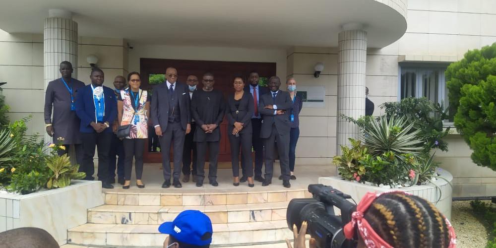 Agir ensemble pour l'atteinte des ODD au Cameroun